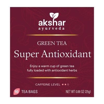 super antioxidant green tea
